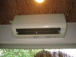 冷えの弱いエアコン室内機