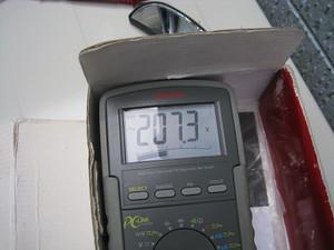 電源電圧測定