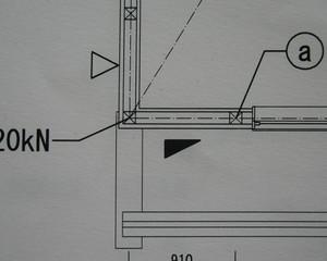 建物の図面