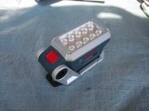 バッテリー式LEDライト本体