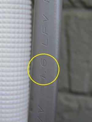 エアコンに使用されていたVVF1.6mm