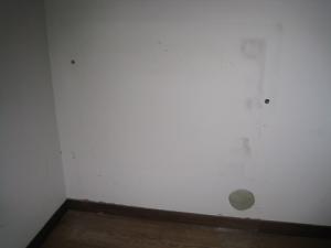 床置き形エアコン撤去完了