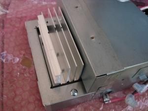 パワーモジュール関連の放熱器