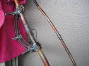 銅管溶接完了