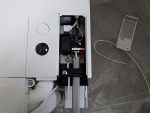 内外連絡電線は2.0mmを使用