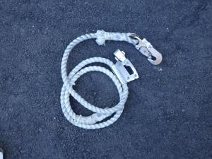 電気工事に使う胴綱