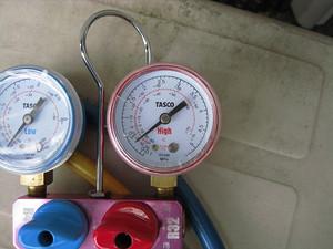 低圧圧力0.3MPa