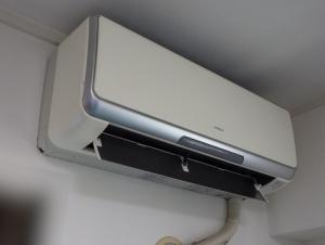 暖房が効かなくなったエアコン
