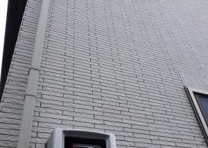 外壁がタイル張り