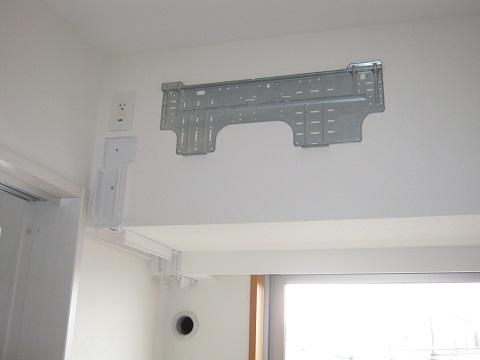 エアコン 室内 配管